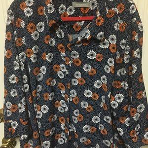 Liz Claiborne blouse 24w